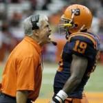 coach-shouting