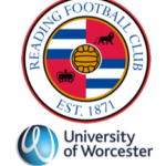Reading FC in partnership with the University of Worcester